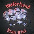 Motörhead Iron Fist tee TShirt or Longsleeve