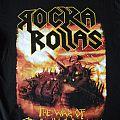 Rocka Rollas The war of steel has begun T-shirt