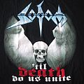 Sodom `til death do us unite tour shirt