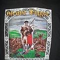 Grave Digger Tunes of war t-shirt