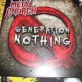 Metal Church Generation Nothing vinyl