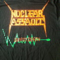 Nuclear Assault Brain death shirt