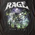 Rage - TShirt or Longsleeve - Rage Wings of Rage tee