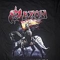 Saxon Barcelona Rockfest shirt