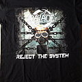 Palace Reject the System shirt