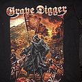 Grave Digger Fields of Blood shirt