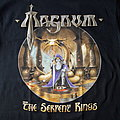 Magnum The Serpent Rings tour shirt