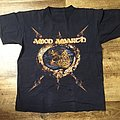 Amon Amarth - TShirt or Longsleeve - Amon Amarth festival 2005 shirt