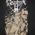 Asphyx tour shirt