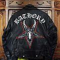 Total Bathory leather Battle Jacket