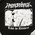 Haemorrhage shirt