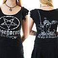 TShirt or Longsleeve - Gorgoroth: Pentagram