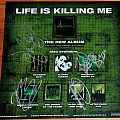 Type O Negative - signed/autographed promo poster  Other Collectable