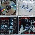 Type O Negative - 2 Signed Bootleg Cds from Pete Tape / Vinyl / CD / Recording etc