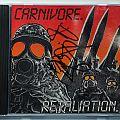 Carnivore - Carnivore/Retaliation CD signed by Pete RoadRacer Version Tape / Vinyl / CD / Recording etc