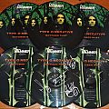 Type O Negative - signed October Rust Picture Disc Tape / Vinyl / CD / Recording etc