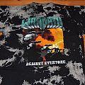 Warpath - Against Everyone Batic Tour Shirt