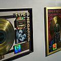 Type O Negative - Bloody Kisses & October Rust RIAA  Gold Awards Tape / Vinyl / CD / Recording etc
