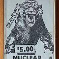 CARNIVORE - ORIGINAL Nuclear Warriors 1984 Demo Tape Tape / Vinyl / CD / Recording etc