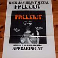 Other Collectable - Fallout - pre Carnivore Promotion Poster