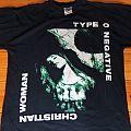 Type O Negative - Christian Woman big front print shirt