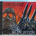 Carnivore - Carnivore/Retaliation CD signed by Pete Roadrunner Version Tape / Vinyl / CD / Recording etc