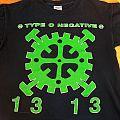 Type O Negative - Blood, Sweat And Gears USA '94 Tour Shirt