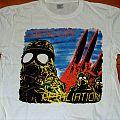 Carnivore - Retaliation Old Bootleg Shirt