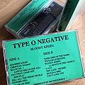 Type O Negative - Bloody Kisses promo cassettes Tape / Vinyl / CD / Recording etc