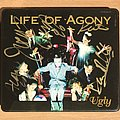 Life Of Agony - Tape / Vinyl / CD / Recording etc - Life Of Agony - Signed Ugly Tin Case Version