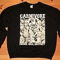 Carnivore - Crush, Kill, Destroy Sweater