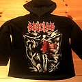 Deicide - Hooded Top - Deicide - Once Upon The Cross Hoodie
