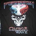 TShirt or Longsleeve - Forbidden - Omega Wave tour shirt