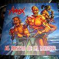Other Collectable - Hirax - El Rostro de la Muerte (Signed by Katon!)