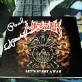 Other Collectable - Master - Let's Start A War