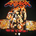 TShirt or Longsleeve - Anthrax - Worship Music
