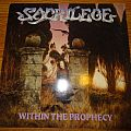 Other Collectable - Sacrilege Within the Prophecy LP