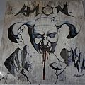 Other Collectable - AION deathrash bound 1989 LP