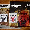 Metalucifer - Heavy Metal Bulldozer die hard 4LP Tape / Vinyl / CD / Recording etc