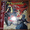 Metal Warning LP Tape / Vinyl / CD / Recording etc