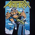 "TShirt or Longsleeve - Anthrax ""King NOT"" T-shirt"