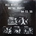 Other Collectable - All Night Metal Party 84-85