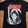 Kreator death reaper shirt