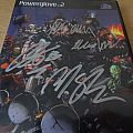 "Other Collectable - Powerglove ""Total Pwnage"" signed CD"