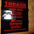 Other Collectable - Thrash Domination 2010 plastic bag