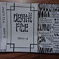 Death File Demo-3 Tape / Vinyl / CD / Recording etc