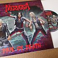 "Other Collectable - Nervosa ""Time of Death"" turquoise EP"