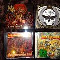New discs