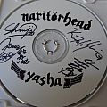 """Other Collectable - Yasha """"Naritörhead"""" signed CD"""