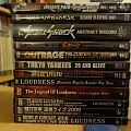 Other Collectable - Few thrash/heavy metal dvd's